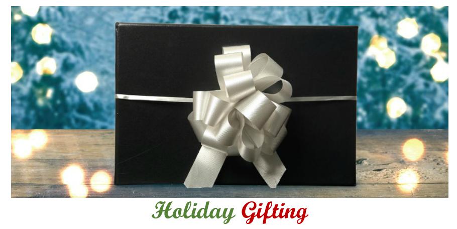 Holiday Gifting Banner Image