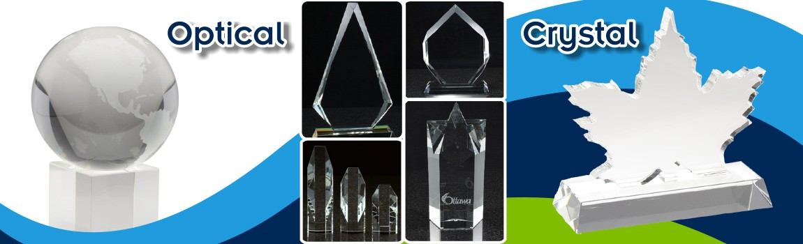 Optical Crystal Awards